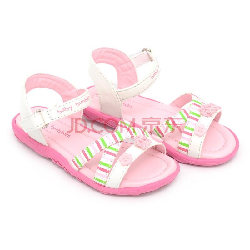 bata童鞋2011新款儿童宝宝凉鞋女童公主鞋16
