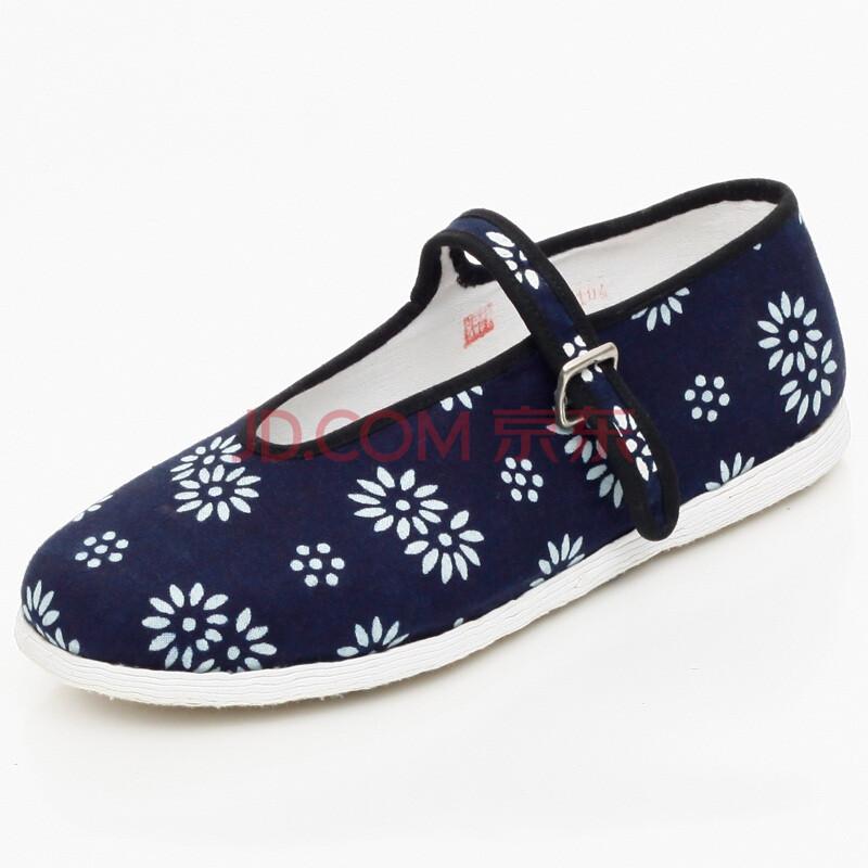 木兰一代女鞋 老北京布鞋