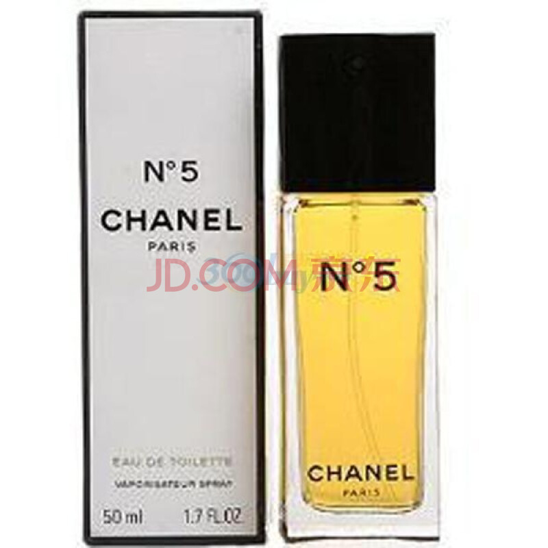 【京东超市】Chanel香奈儿五号淡香水(瓶装)50ml