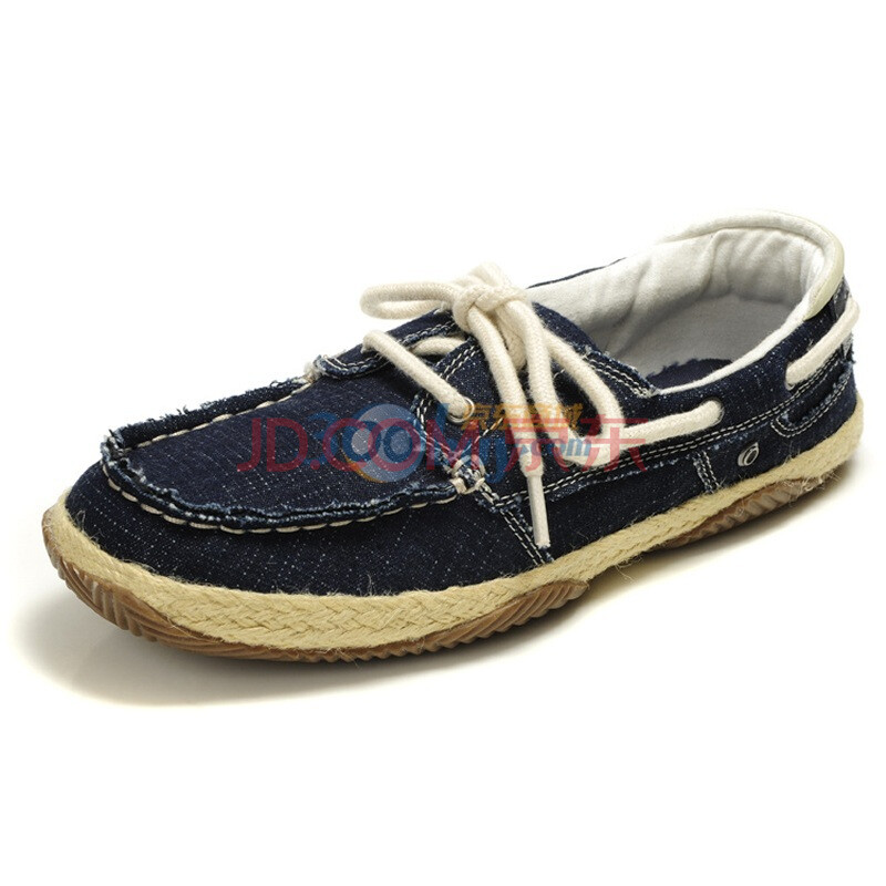 麻底帆船鞋 男鞋子