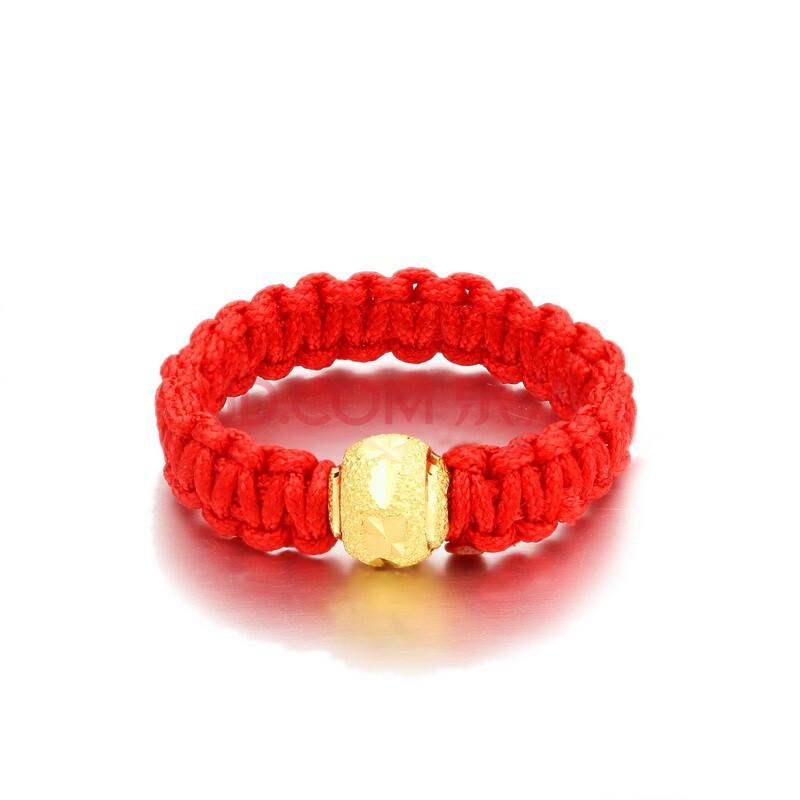 红绳戒指编法图解-24红绳戒指编法图解 戒指缠红绳编