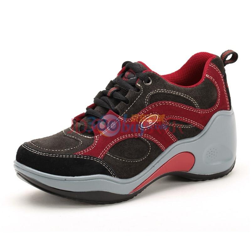camel/骆驼女鞋 新品户外运动女性登山鞋户外女鞋