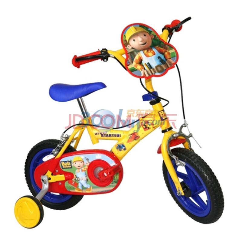 12寸儿童自行车图片