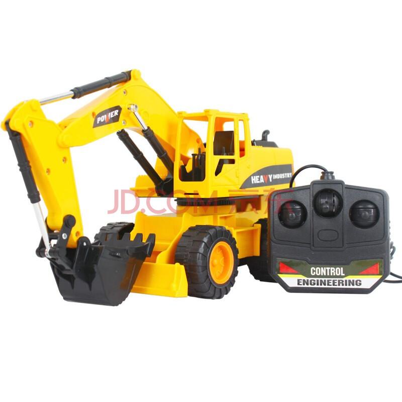儿童玩具挖土机3807