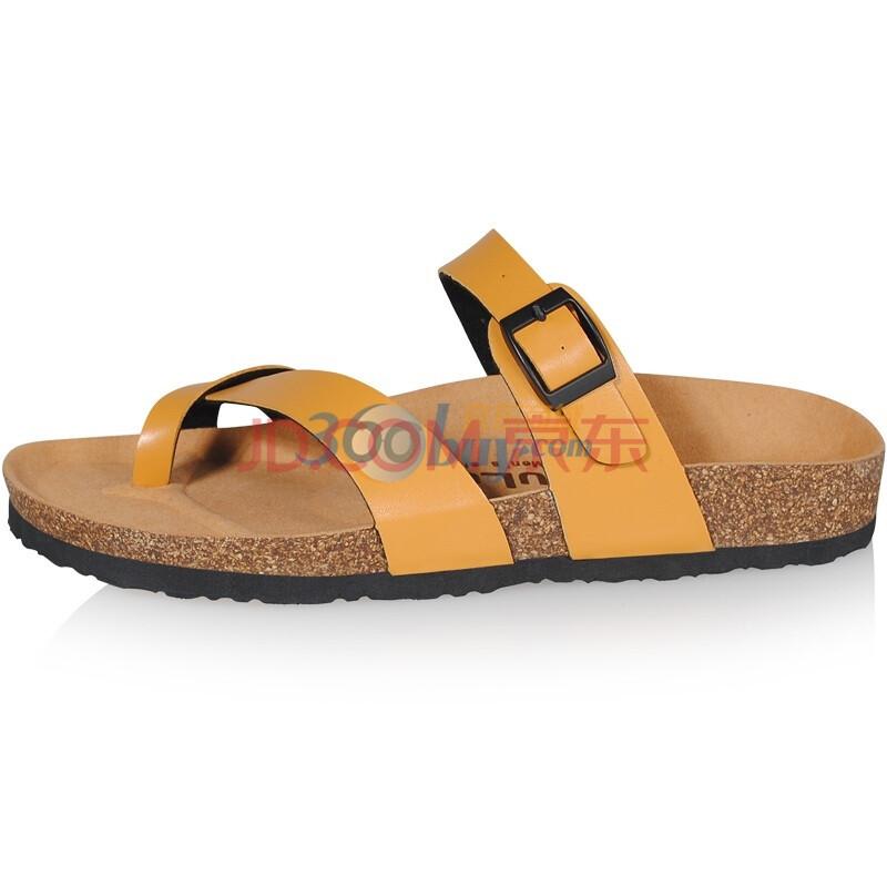 优牛男款防滑潮男拖鞋夏季男士人字拖鞋个性沙滩鞋子