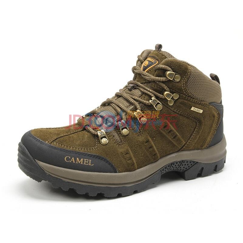 camel/骆驼男鞋 2012新款户外徒步越野登山鞋极限