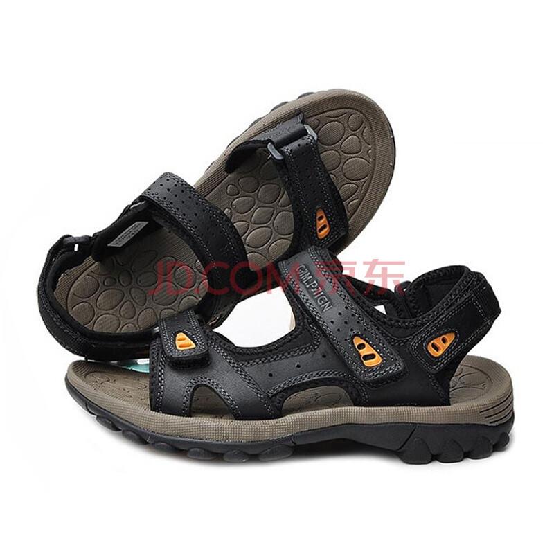 2011新款男休闲凉鞋