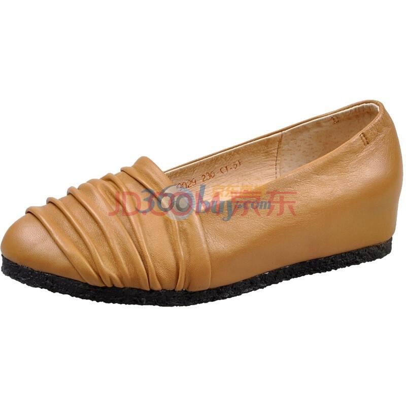 时尚牛皮女鞋