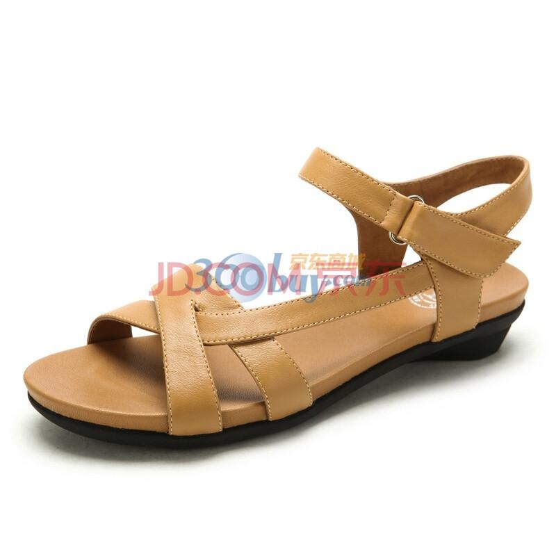 camel/骆驼 2012夏款女鞋