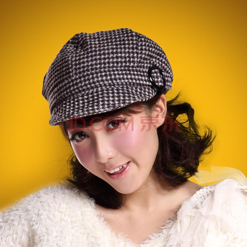 ...la 享i 秋水伊人系列第一季 日系昕薇风格时尚百搭女士时装帽