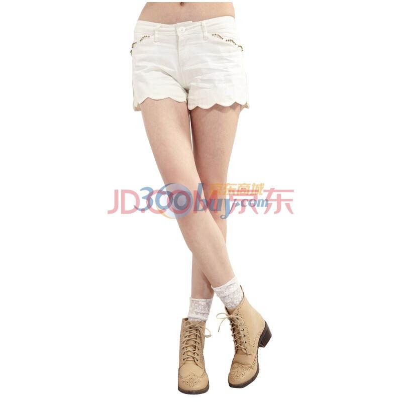唐狮女士休闲短裤112222091482