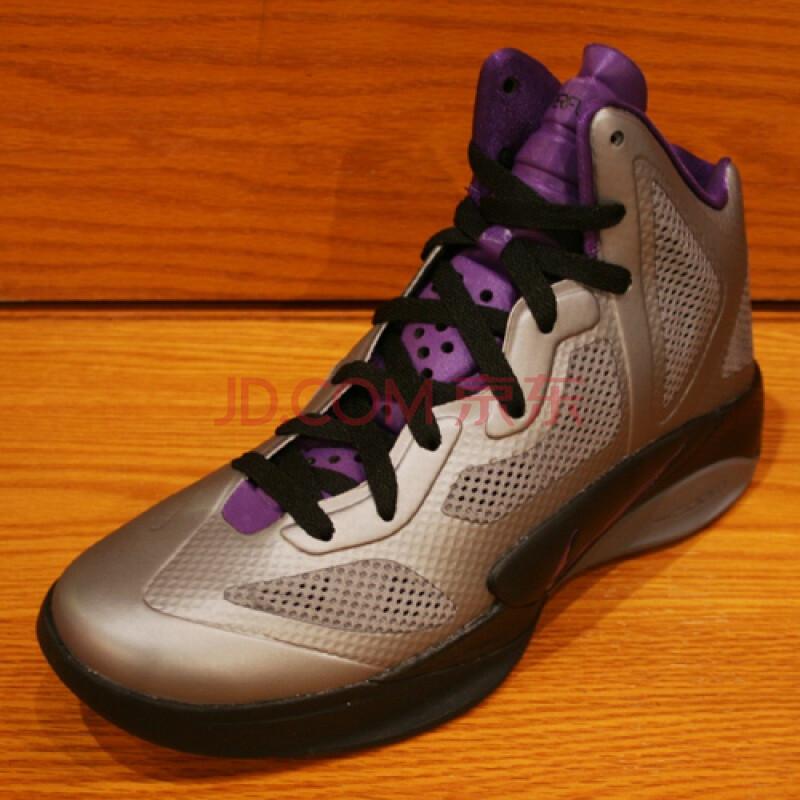 NIKE 耐克 男 篮球鞋 454136/008 茶色 42图片