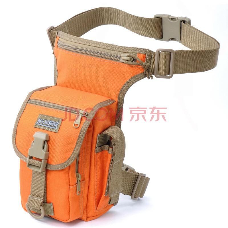 【马盖先腰包】马盖先maxgear机动腰包0401o橙色