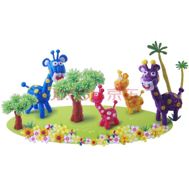 粒创意魔法益智玉米儿童益智玩具提高孩子的观察力
