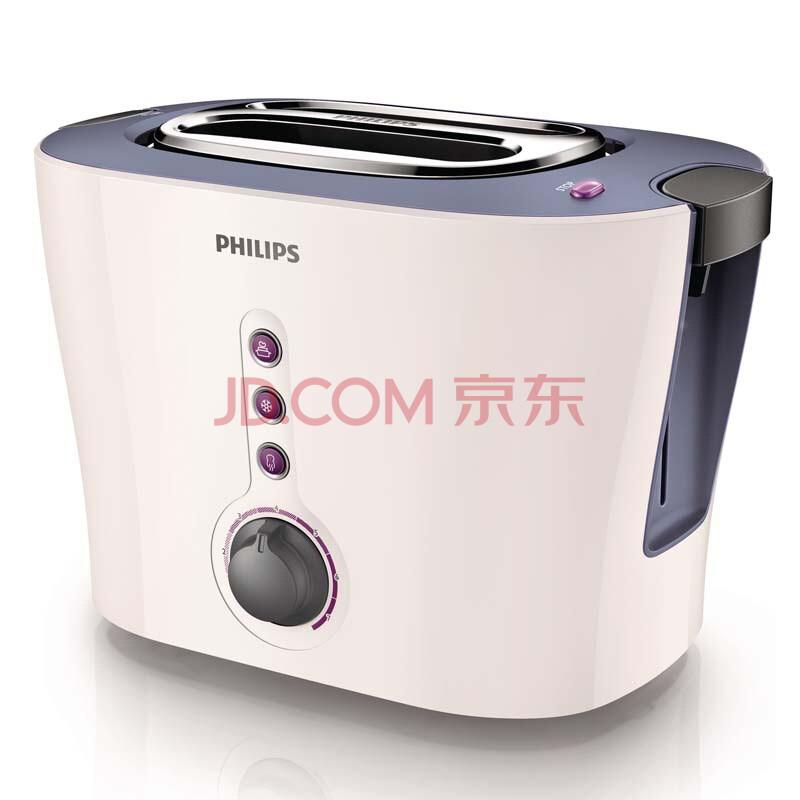 京东 Philips 飞利浦 HD2630 烤面包机 129元包邮