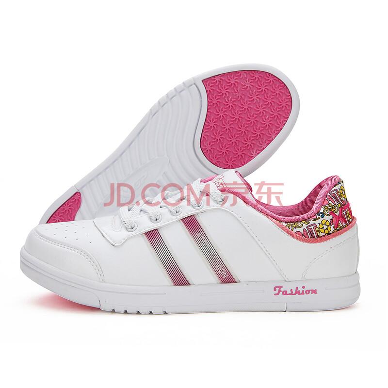 特步 新款时尚运动休闲鞋女鞋