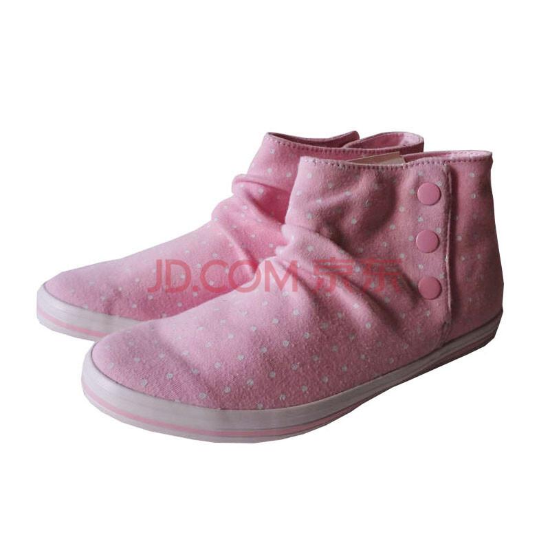 utt女款时尚休闲帆布鞋22102330