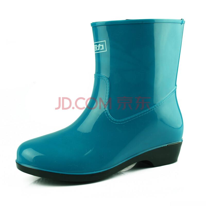 女鞋回力warrior 套鞋 雨靴 水