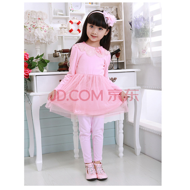 儿童公主裙纱裙