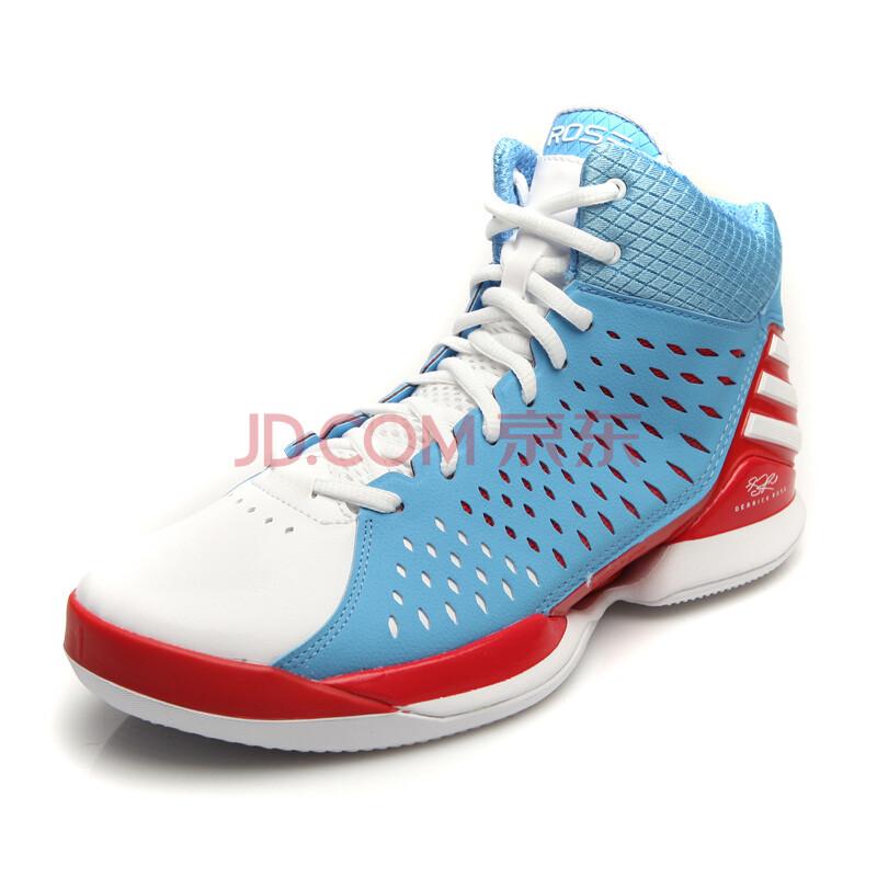 阿迪达斯adidas运动鞋男鞋罗斯系列中帮篮球鞋g59732