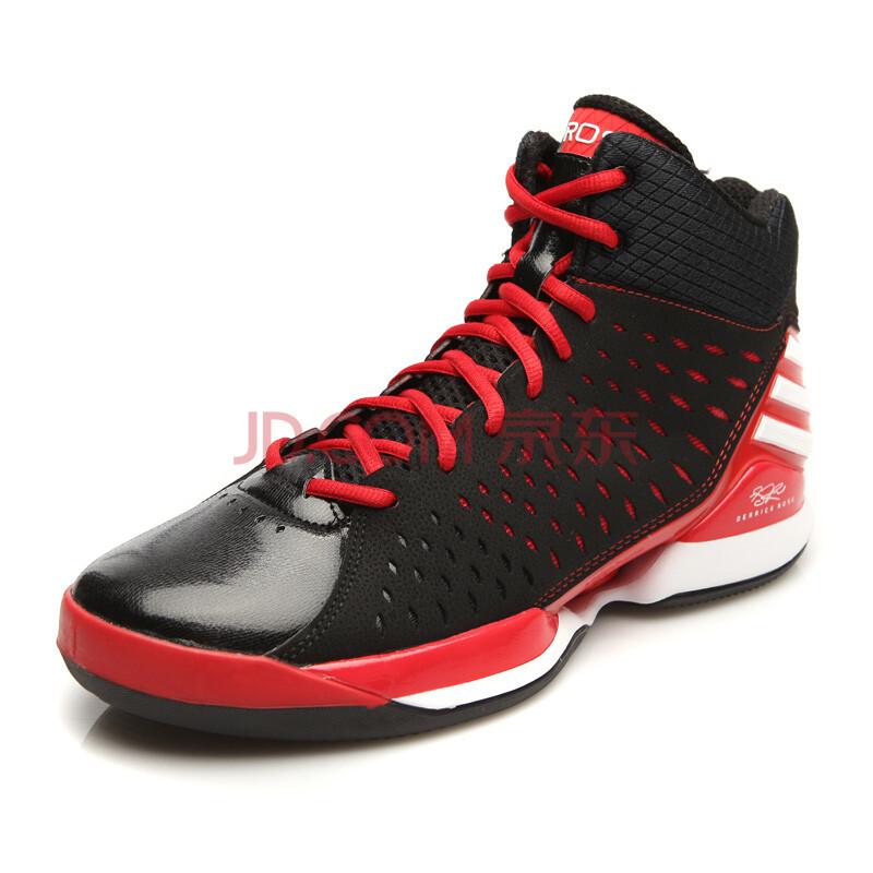 阿迪达斯adidas男鞋高帮罗斯篮球鞋运动鞋g59732