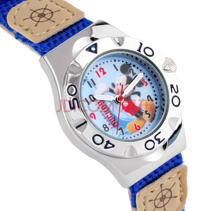 英表可爱个性卡通儿童手表