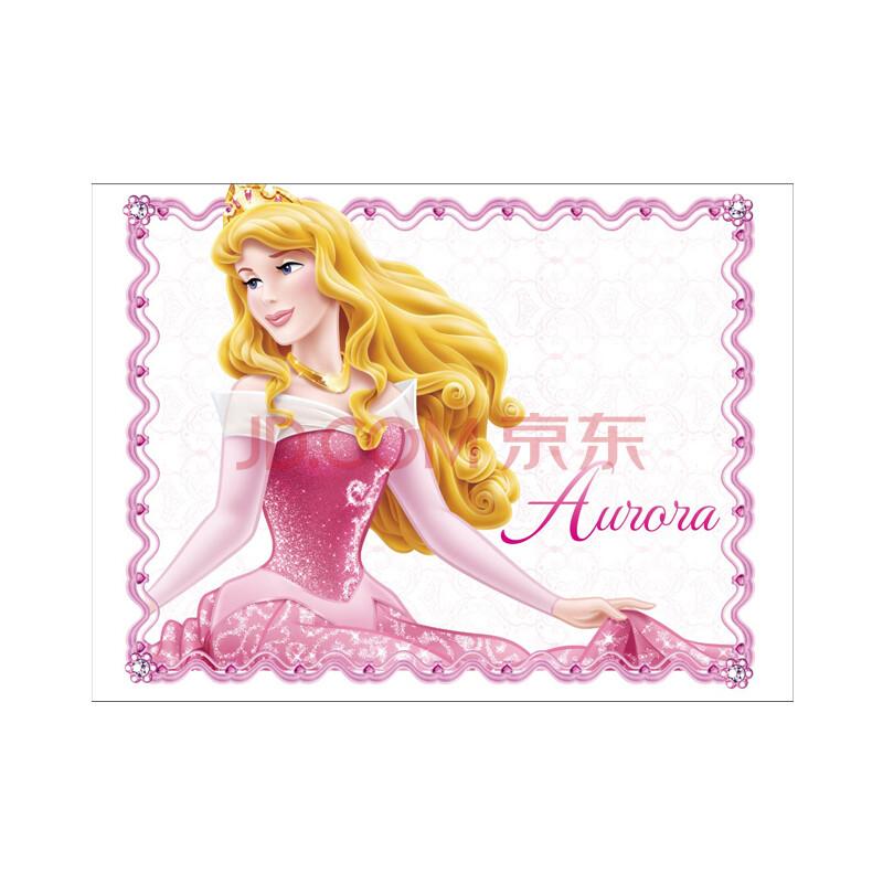 迪士尼挂画 公主爱美丽