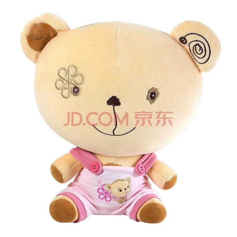好孩子 宝宝毛绒玩具熊爸爸熊妈妈
