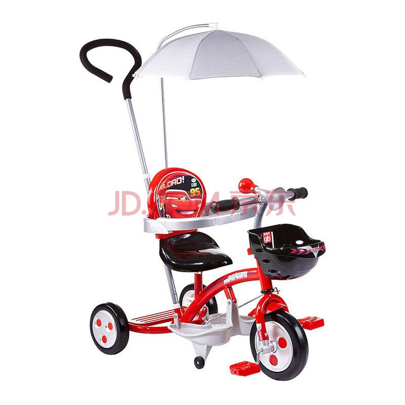 儿童宝宝三轮车脚踏车