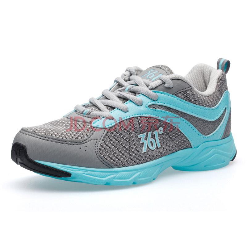【361度】361°新款休闲网面慢跑步鞋女鞋8232236