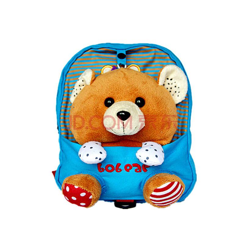 儿童书包韩版 卡通小熊幼儿园书包背包m912