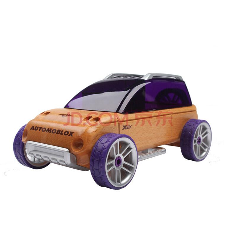 童木制玩具汽车