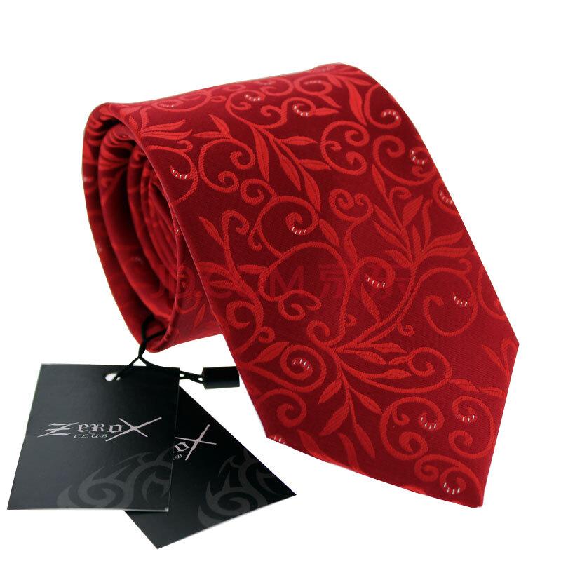 00 爵特曼男士领带正装结婚领带红色玫瑰花款式大红色m-01 ¥79.