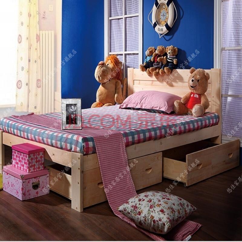双人床 儿童床