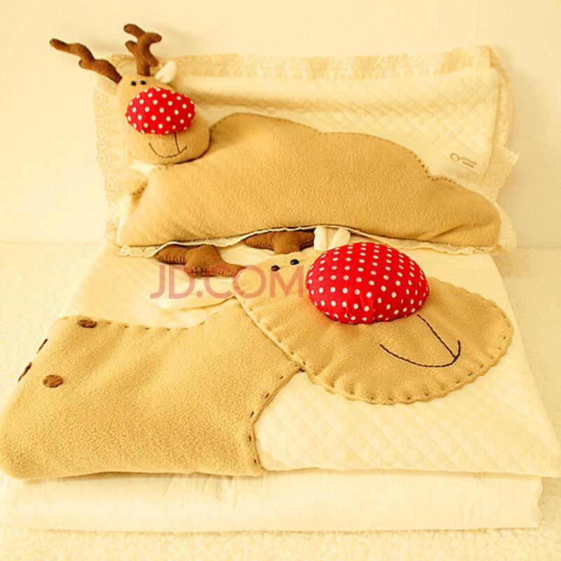 阿卡手工 婴儿床上用品套件