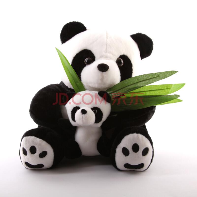 毛绒玩具 超仿真大熊猫公仔