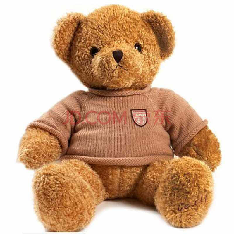 孩子 毛绒玩具小熊