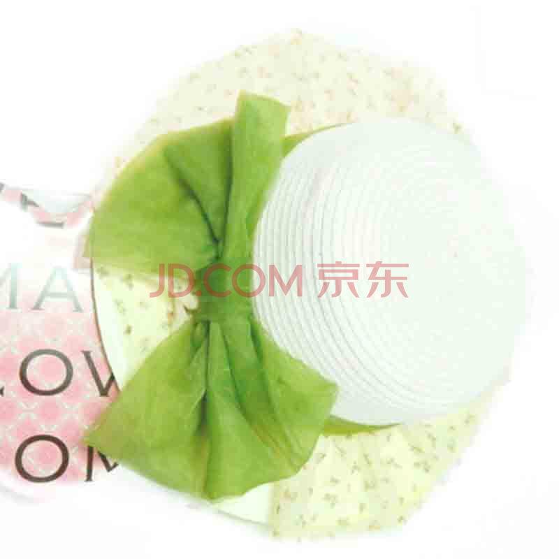 沙滩太阳帽wmz13350 绿色