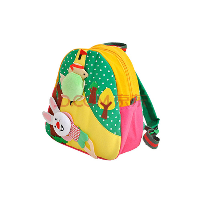 童畅幼儿园小书包 纯手工双肩背包 男女儿童书包 宝宝