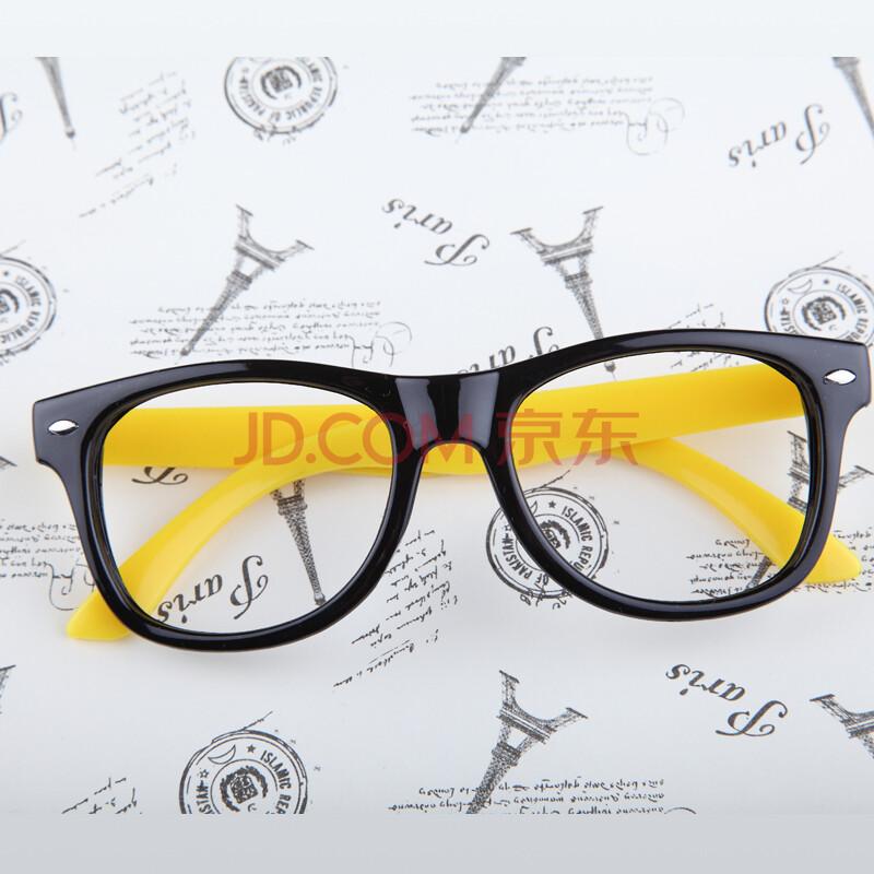 儿童眼镜框(配眼镜盒)