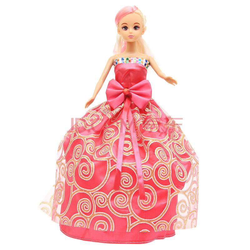 女孩娃娃玩具套装