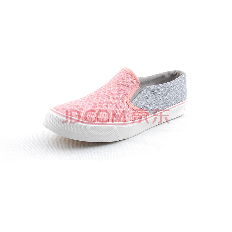 夏季洞洞网布皮鞋潮流女鞋