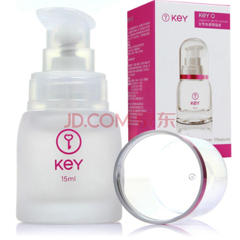 美国KEY O女性快感增强液人体润滑剂 兴奋高