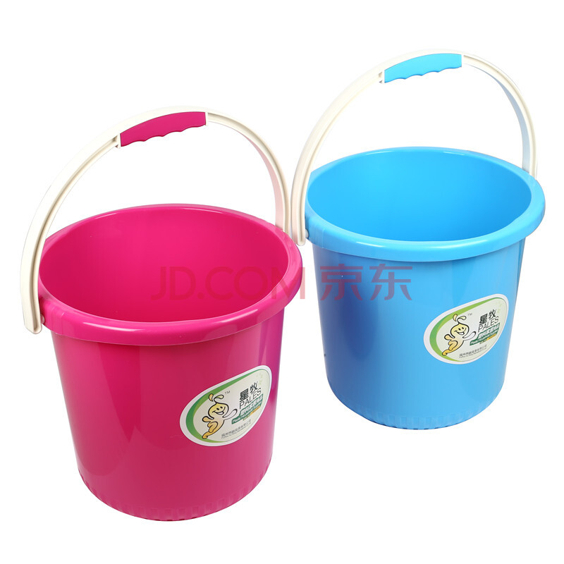 加厚塑料水桶