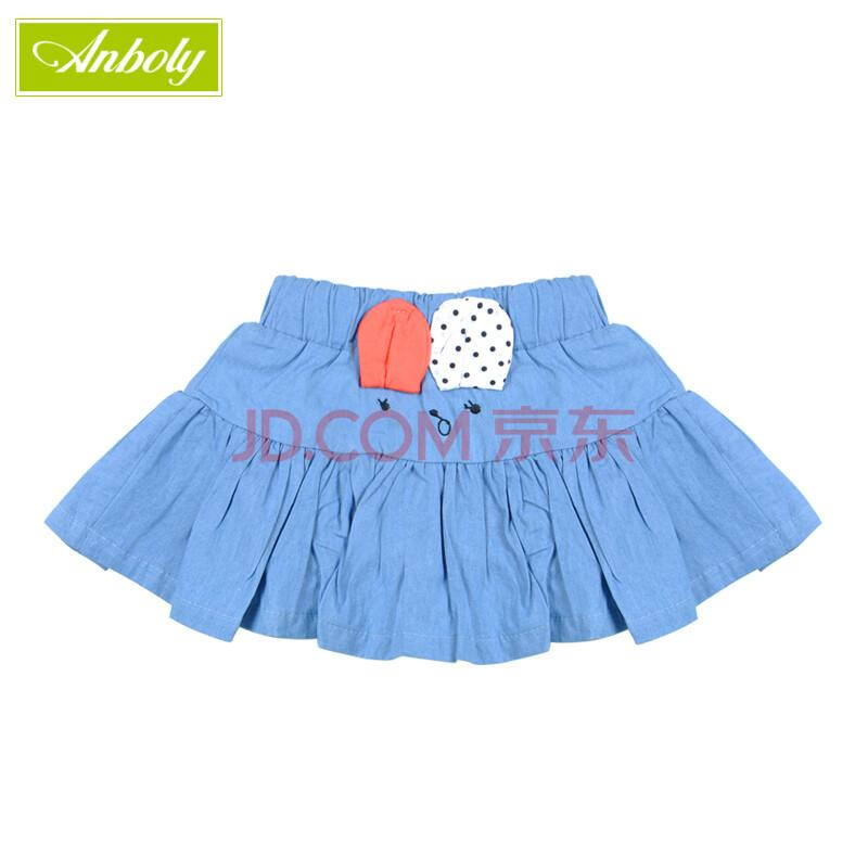 女童裙子夏季短裙