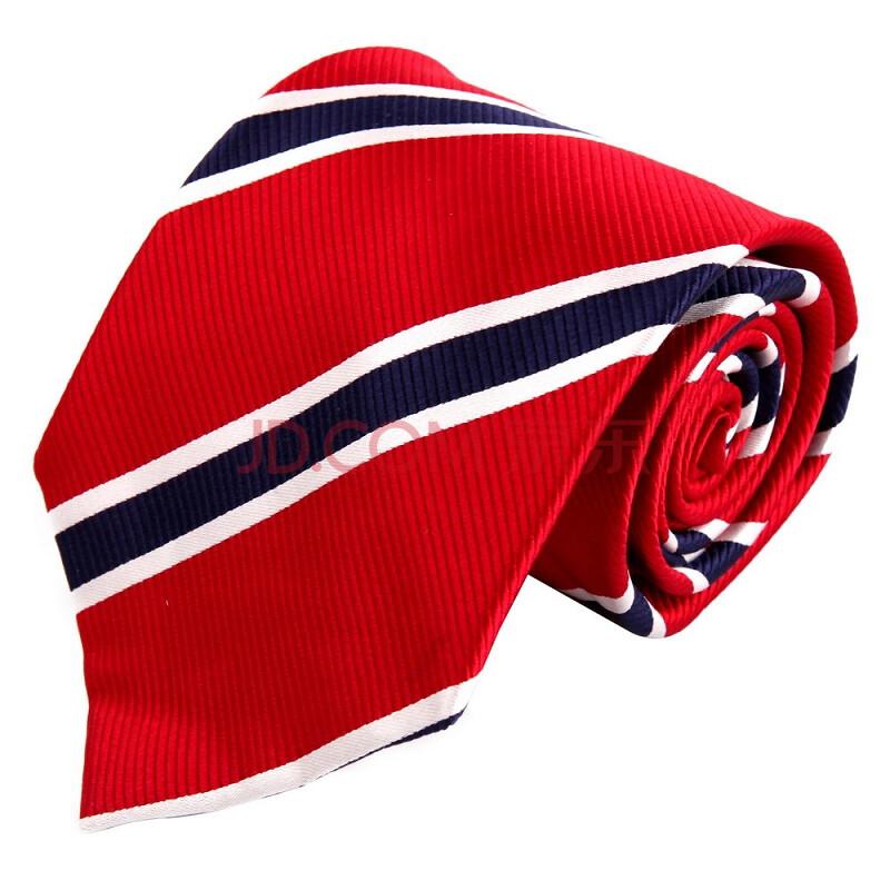 fashionon 9cm正品商务婚庆真丝领带/时尚条纹 单条装 faa3a2