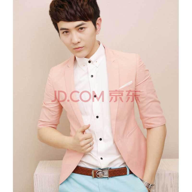 韩版夏季男士西装