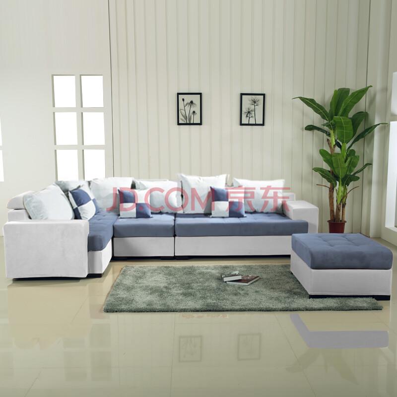 现代简欧式沙发图片大全