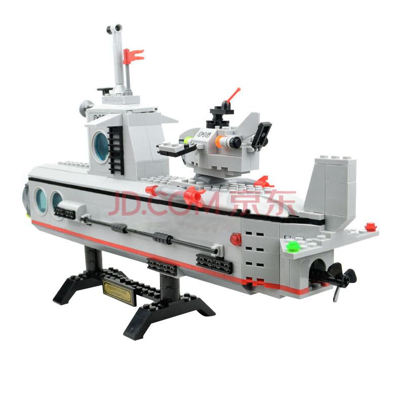 启蒙拼插积木工程拼装积木玩具