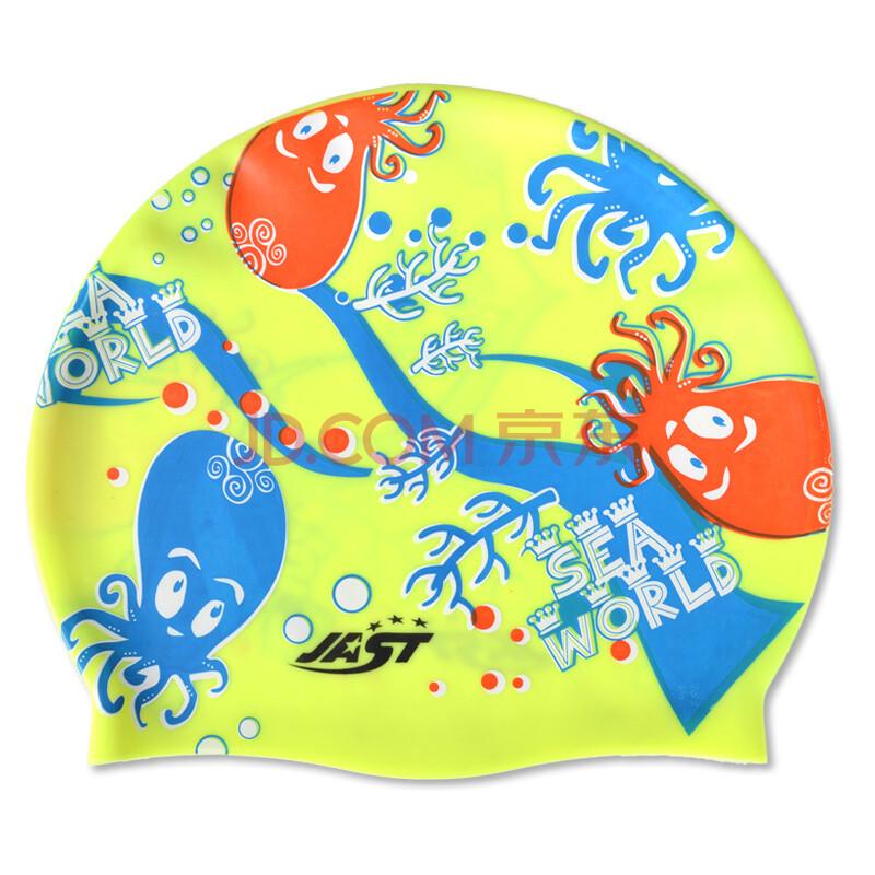 硅胶儿童游泳帽